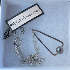 ✨NWT✨ BCBGeneration RHOD Silver Necklace